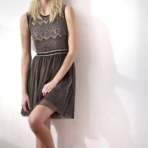 Anthropologie Weston Wear Dulcie Tulle Dress